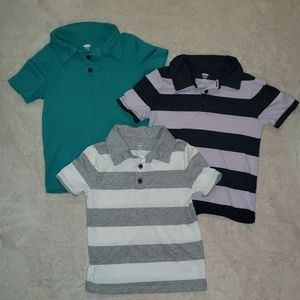Old Navy Polo Bundle - 4T